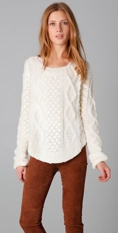 Funktional  Arctic V Neck Sweater