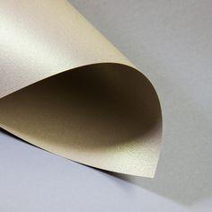 Merida Pearl 220 g DIN A4 | Altgold