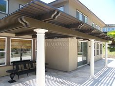 Pin By Patio Kits Direct On Diy Alumawood Patio Cover