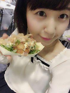 たこ焼きさん |惣田紗莉渚|ブログ|SKE48 Mobile