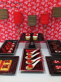 chinese new year party ideas, chinese new year desserts, easy chinese new year dessert ideas,