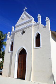 Praia de Pipa - Rio Grande do Norte Rio Grande Do Norte, Church Building, Mosque, Worship, Buildings, Scenery, Houses, Exterior, Mansions