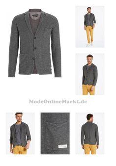7325860396296   #Marc #O´Polo #Strickjacke #graphite #melange #für #Herren