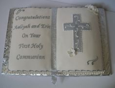 first holy communion cakes for boys | sheet decorated with a chalice and grapes for boys first communion