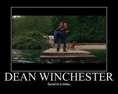 Oh Dean.