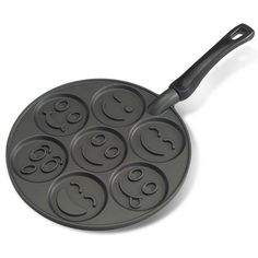 Nordic Ware Smiley Face Pancake Pan 22.63