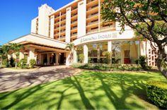Entrance to the Kaanapali Shores Maui Vacation Rentals: Aston Condo Resort Hotel, Hawaii www.Vacation-Maui.com