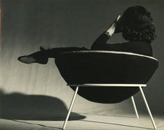 Bardi's Bowl Chair which was designed by Italo-Brazilian architect Bo Bardi in 1951 has been reissued by Arper in a limited edition of 500 pieces.