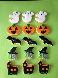 #galletas #cookies #halloween #reposteriacreativa #pasteleria #creargalletas #decorargalletas #cookiesdecoration