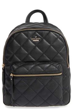 8f5c359b3bfb kate spade new york  emerson place - ginnie  quilted leather backpack Outfit