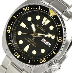 SEIKO Prospex SRP775K1 TURTLE Automatic Diver Watch 200m
