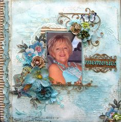 My 2 Crafty Chipboard Oct 2013 DT reveal. By Di Garling