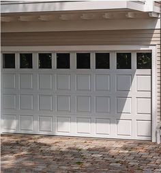 Strength and design come together to carefully craft our fiberglass garage doors. Boasting graceful arches and daring details, these exceptional garage doors with glass set the stage for the rest of your home. Fiberglass Garage Doors, Arches, Glass Door, Stage, Strength, Rest, Outdoor Decor, Design, Home Decor