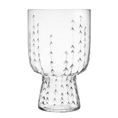 iittala Sarjaton Clear Glass - Set of 2 A stunning example of tradition merging with modern design, the iittala Sarjaton Glass Set will dazzle your friends and family. Delicately created, the upside-down, bell shaped glassware echoes rustic .