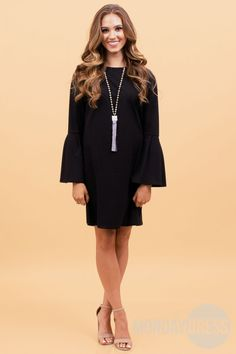 Soak In The Stars Dress in Black Monday Dress, Marley Lilly, Monogram Gifts, Unique Gifts, Cold Shoulder Dress, Cute Outfits, Stars, Accessories, Clothes