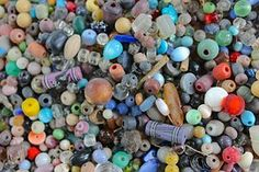 Wood Beads, Colorful, Beads, Color