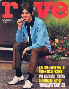 Steve Marriot of the Small Faces. Happy Birthday Steve, Ronnie Lane, Steve Marriott, Muse Music, Small Faces, Music Magazines, Northern Soul, John Lennon, The Beatles