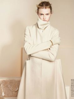 Light Motif : Sigrid Agren by Paul Wetherell for New York Times T Style