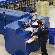 The new hub will manage a full range of postal products and will help optimise logistics within the Russian Federation and internationally 	The Italian Post