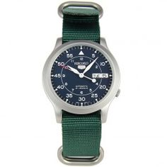 Seiko 5 Military Automatic Male Watch with Extra Strap Seiko 5 Watches, Gents Watches, Watches For Men, Seiko 5 Automatic, Automatic Watch, Seiko 5 Military, Watch Sale, Omega Watch, Accessories