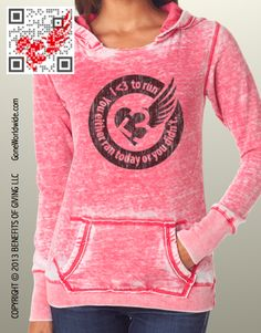 Ladies vintage zen by I <3 to run - GONE WORLDWIDE | Spreading the power of giving | I <3 to run