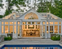 Poolhouse by Town&Country Conservatories