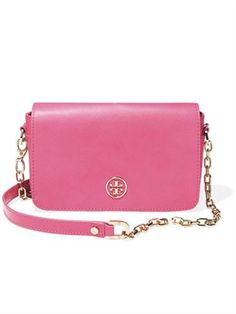 Tory Burch leather bag (© David Cook)