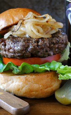 My Burger Bible, The Perfect Hamburger - Mama's Gotta Bake