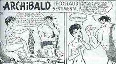 Jean Ache – Archibald, le costaud sentimental (1948)