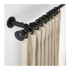 STORSLAGEN Curtain rod set - IKEA