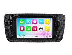 Autoradio DVD GPS Seat Ibiza avec Bluetooth et GPS