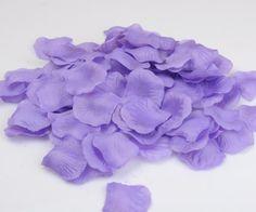 Sellingpillar Rose Petals Artificial Flower Wedding Party Bridal Shower Favors Supplies Decoration (Purple, 600 Pcs) by Sellingpillar, http://www.amazon.com/dp/B00DEX65OU/ref=cm_sw_r_pi_dp_xX9osb0GFR3NX