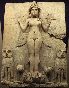 """Lilith in Ancient Sources. [Christian: According to midrashic literature, Adam's first wife was not Eve but a woman named Lilith, who was created in the first Genesis account. Only when Lilith rebelled and abandoned Adam did God create Eve, in the second account, as a replacement. In an important 13th century Kabbalah text, the Sefer ha-Zohar (""""The Book of Splendour"""") written by the Spaniard Moses de Leon (c. 1240-1305), it is explained that...]"""