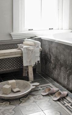 Die 42 Besten Bilder Von Badezimmer Im Mediterranen Stil Bath Room