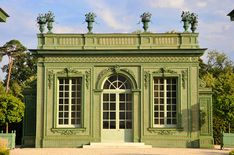 Le Pavillon Frais – Versailles Castle | Tricotel - The art of Treillage since 1848