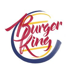 Burger King #logo #lettering