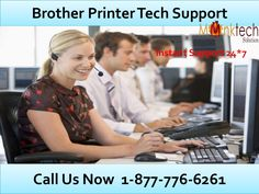 Brother Printer Tech Support 1-877-776-6261. If you are facing problems with your brother printer,just make a call or visit to our website and get instant support thru our highly skilled expert technicians. We are always here to support you .For more details you can visit to our website http://www.monktech.net/brother-printer-technical-support-number.html