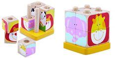 Wonderland Safari Cubes