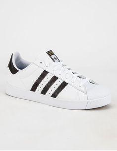 892c13c827 ADIDAS Superstar Vulc ADV Shoes - WHTBK - 263804168