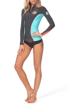 56540c172b Nordstrom I Rip Curl  GBomb  Long Sleeve Wetsuit Jacket Womens Wetsuit