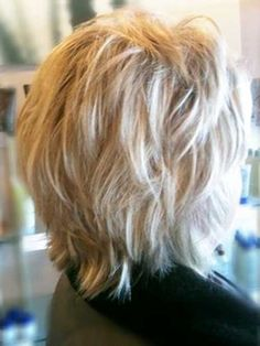 Best Short Layered Haircuts for Women Over 50 – The UnderCut Best Short Layered Haircuts for Women Over 50 – The UnderCut,Cabello en capas Best Short Layered Haircuts for Women Over 50 – The. Shaggy Short Hair, Short Shag Hairstyles, Bob Hairstyles For Fine Hair, Short Haircuts, Medium Shag Haircuts, Shag Hair Cut, Trendy Hairstyles, Shaggy Layered Haircut, 1980s Hairstyles