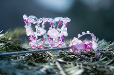 #crown #princess #pink