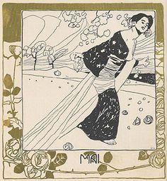 Revista Ver Sacrum. (Maio de 1901)