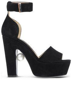 Nicholas Kirkwood shoe, $795, shopBAZAAR.com.   - HarpersBAZAAR.com