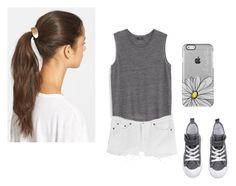 Gray by jennifer-avila29 on Polyvore featuring polyvore, fashion, style, MANGO, rag & bone and Tasha