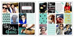 Sweet Edition 4x4 Cards – digitalprojectlife