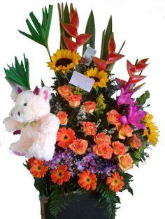 Flores para ocasión especial