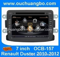 Ouchuangbo stereos dvd auto navigation for Renault Duster 2010-2012 products - China products exhibition,reviews - Hisupplier.com