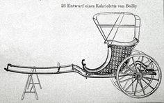 Cabriolet 18th century