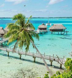 Sofitel Bora Bora Private Island ⠀ Photography by  @toinou1375